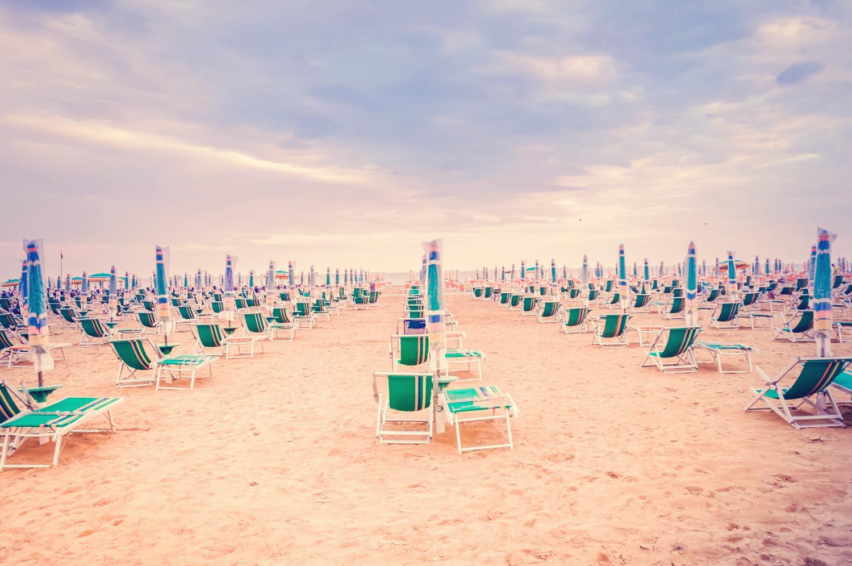 Bibione Spiaggia Strand