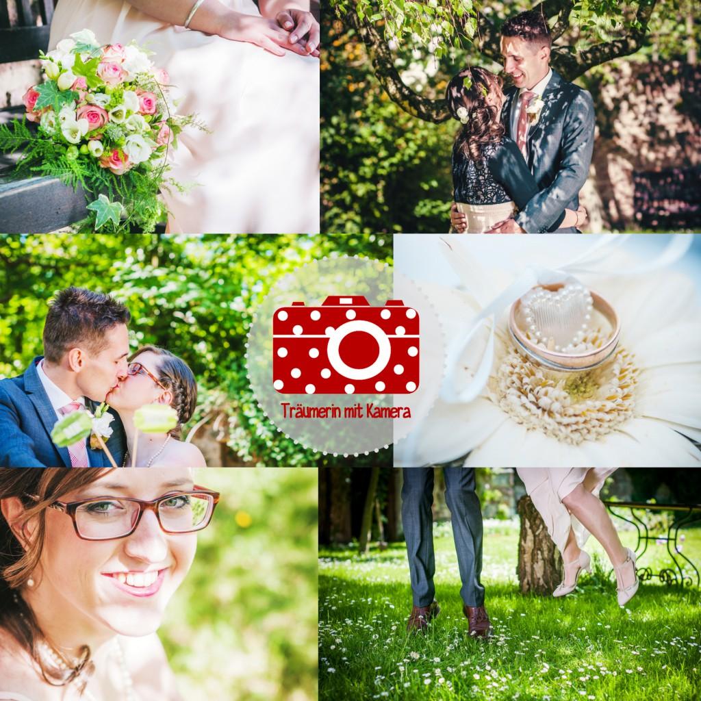 Hochzeitsfotoshooting auf Schloß Scharfenberg