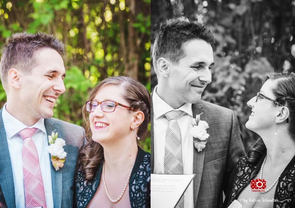 Romantisches Hochzeitsshooting auf Schloß Scharfenberg