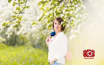 Portraits draußen Fotos