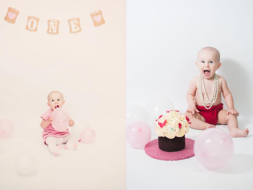 Fotoshooting 1.  Geburtstag