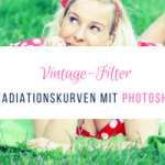 Tutorial Header Vintage Look with curves