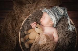 Körbchen Baby