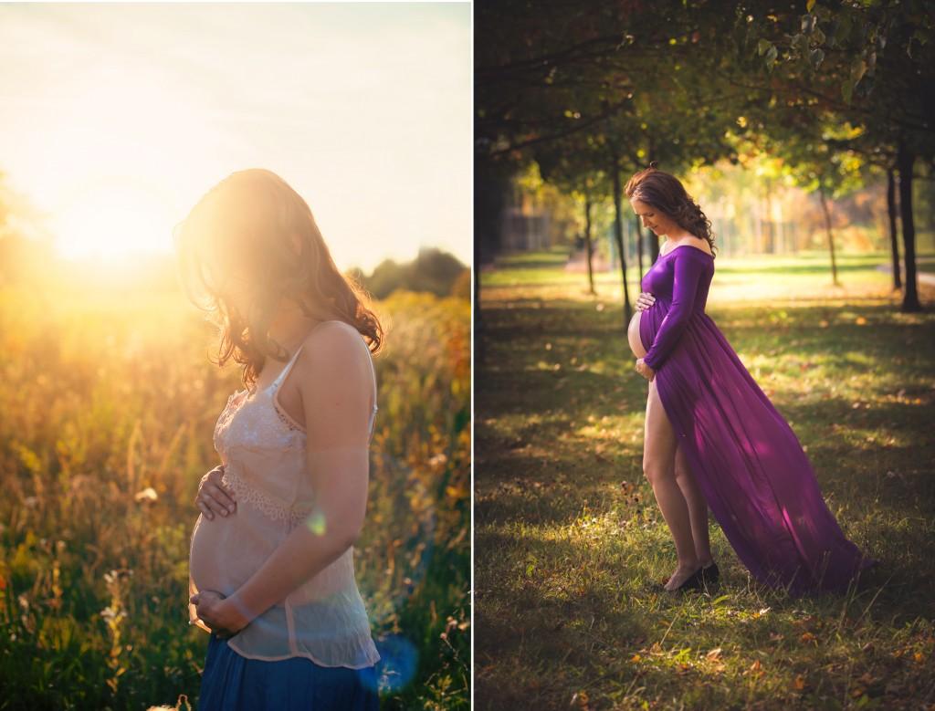 Schwangerschafts-Fotos Dresden