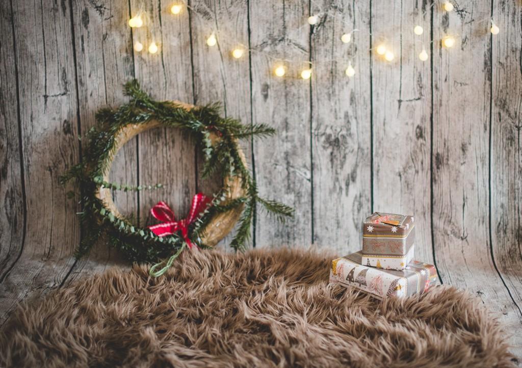 Mein Beispiel-Setup für Last Minute Weihnachtsbilder