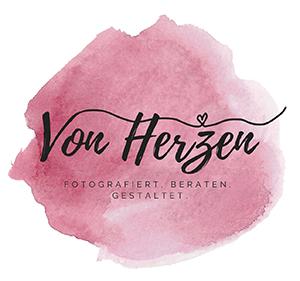Von Herzen Fotografie by Katrin Schindler Logo