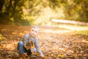 Herbstliche Portraits Outdoor mit Lightroom Presets