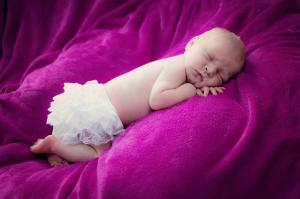 Mädchen Baby Fotoshooting in Dresden als Familie